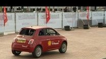 Click here to read Gravity-defying Fiat 500 does a complete vertical loop