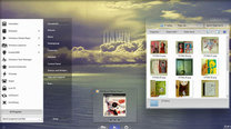 Click here to read Glass Onion Is a Calming, Minimalist Windows 7 Theme