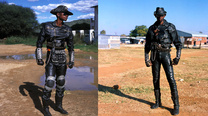 Click here to read Botswana's metal fans are perfecting the Thunderdome chic