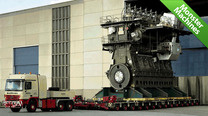 Click here to read The World's Most Gargantuan Diesel Engine