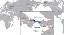 Click here to read There's Going to Be an Underwater Tunnel Connecting Russia to Alaska