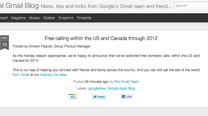 Click here to read Google Extends Free Google Talk Calls Within the US and Canada for All of 2012