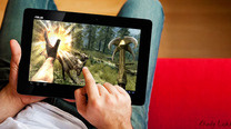 Click here to read Want to Play Skyrim on a Tablet?  There's an App for That
