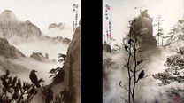 Click here to read These Beautiful Chinese Ink Drawings Are Really Amazing Photographs