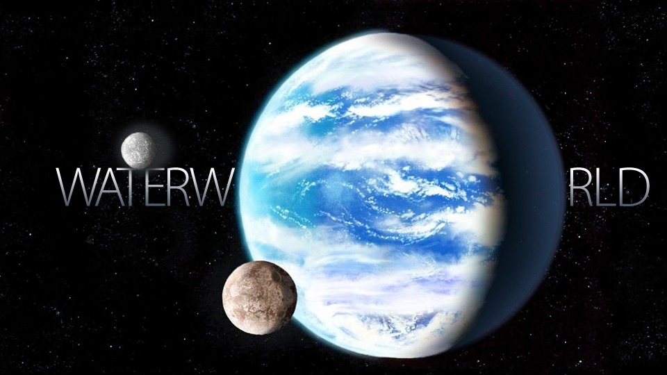 Click here to read Astronomers Discover a Planet Made Of Water