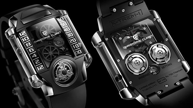 Click here to read How Do the Mysterious Floating Balls On This Watch Work: Sorcery?