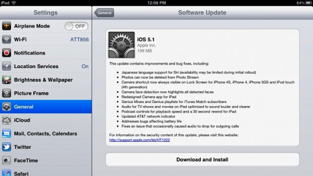 Click here to read IOS 5.1 Is Here With Better Battery Life, New Siri Languages and Better Photostream Features