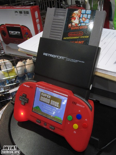 epic win photos - WIN!: Portable NES WIN