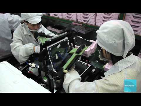 Click here to read Watch Foxconn Workers Make an iPad