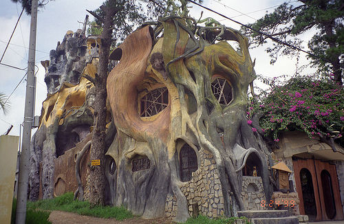 the Crazy House