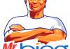 Mr. Clean Bing centered