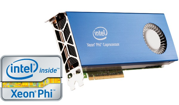 Intel christens its 'Many Integrated Core' products Xeon Phi, eyes exascale milestone