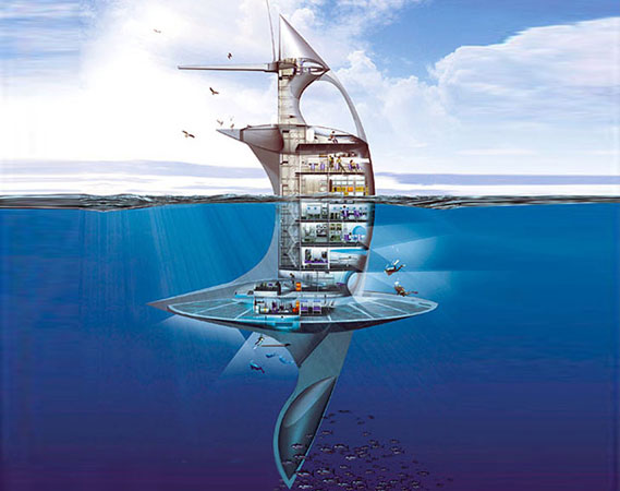 SeaOrbiter to begin construction by year's end, project price tag clocks in at $527 million