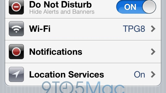 Click here to read iOS 6 Might Get a Do Not Disturb Feature That Stops Annoying Notifications from Taking Over Your Phone